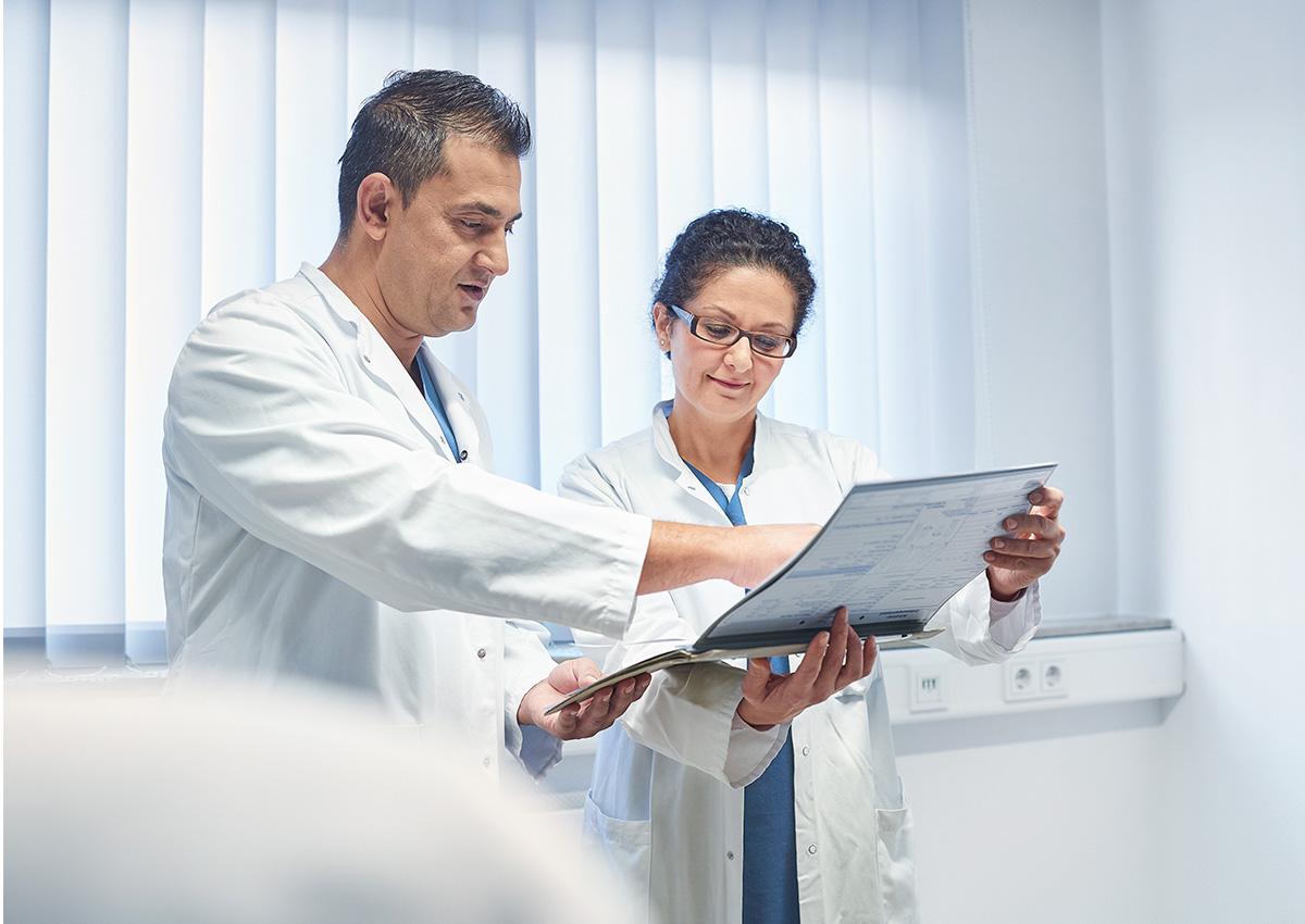 Ärzte der Gastroenterologie St. Elisabeth-Krankenhaus Salzgitter