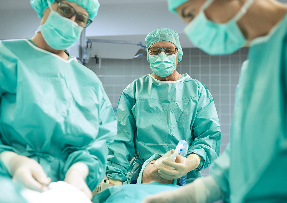 Einblick in die Anästhesie und Intensivmedizin - St. Elisabeth-Krankenhaus Salzgitter